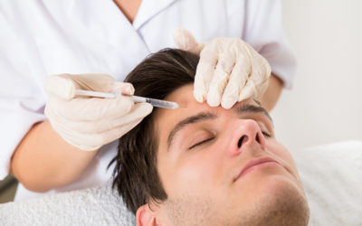 Botox Treatment for Frown Lines & Eyebrow Lift