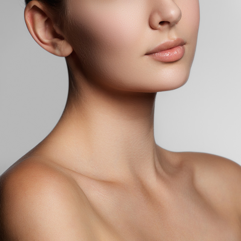 Cheeks Contouring with Derma Fillers